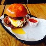 Flaming Cow burgers restaurant Eton Windsor Flaming Cow Eton Berkshire burger restaurant burger