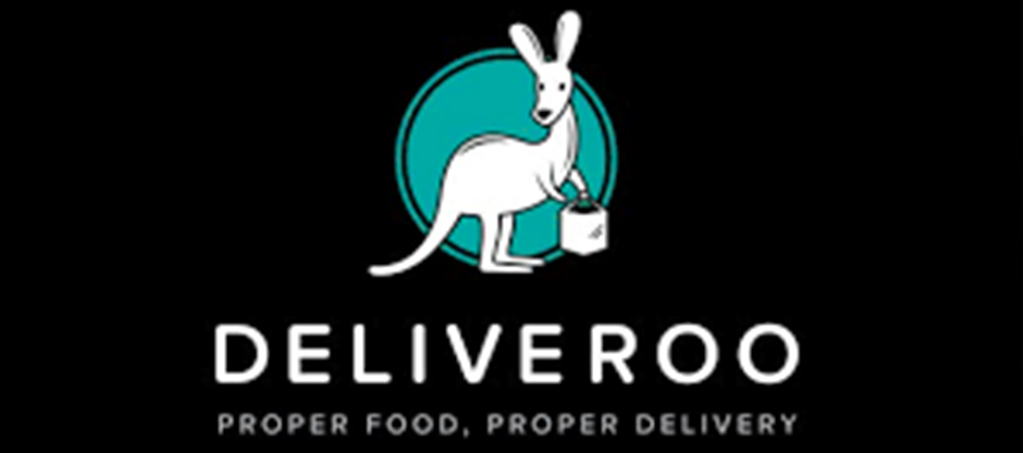 Deliveroo Flaming Cow
