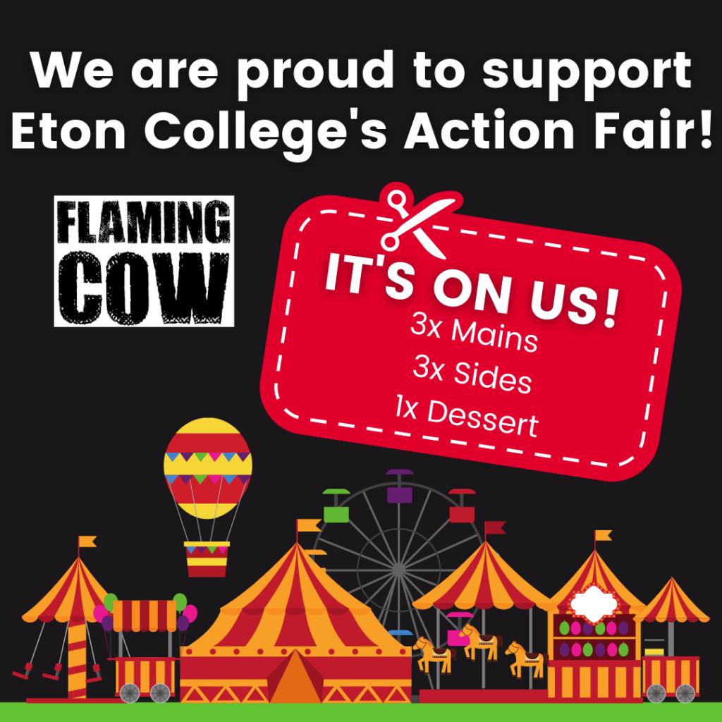 Eton College Action Fair